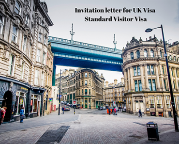 Invitation Letter uk visa