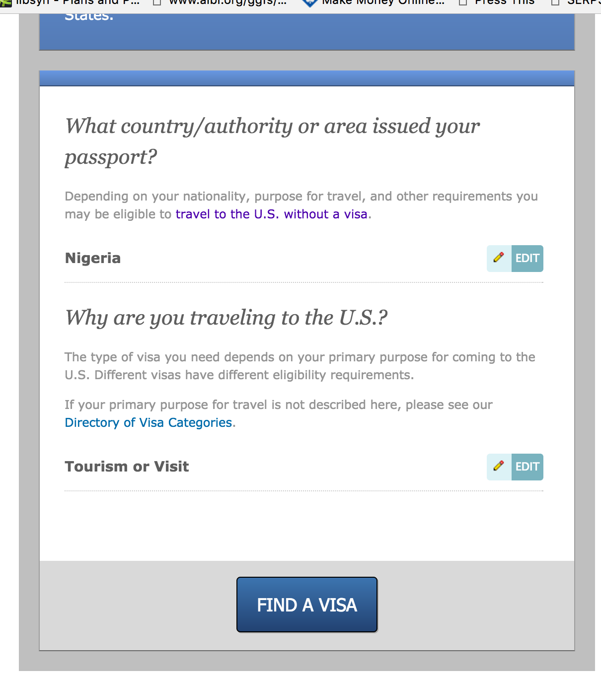 How to apply for a us visa to visit the usa b1b2 how to apply for a us visa visa wizard stopboris Images