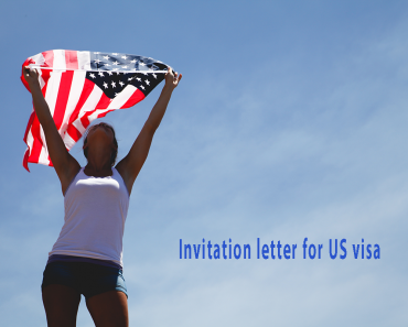 how to write an invitation letter for us visa b2 tourist